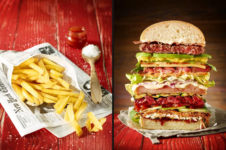 Foodfotograf_photodesign michael loeffler_halbierter Burger-min