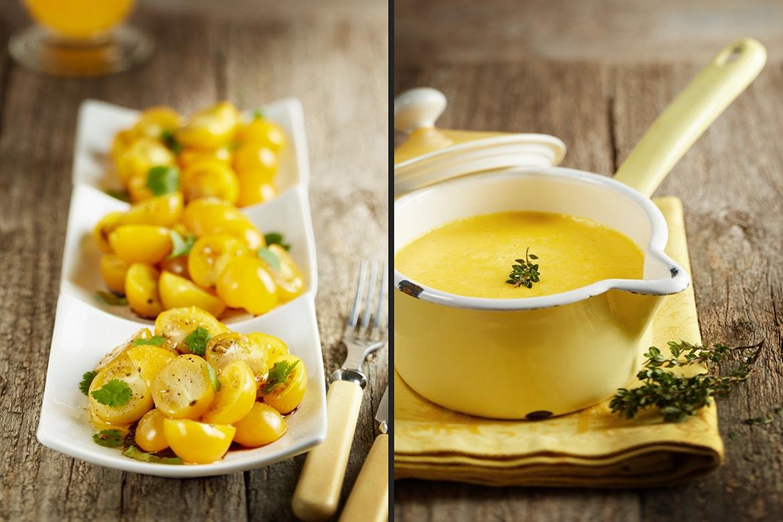 Foodfotografie_photodesign michael loeffler_gelbe Tomaten-min